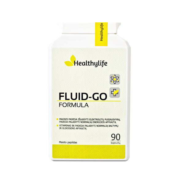 FluidGO Formula