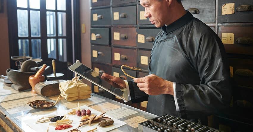 Tradicinė kinų medicina
