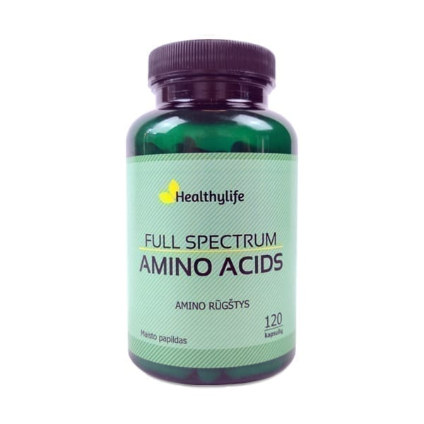 Pilno spektro amino rūgštys