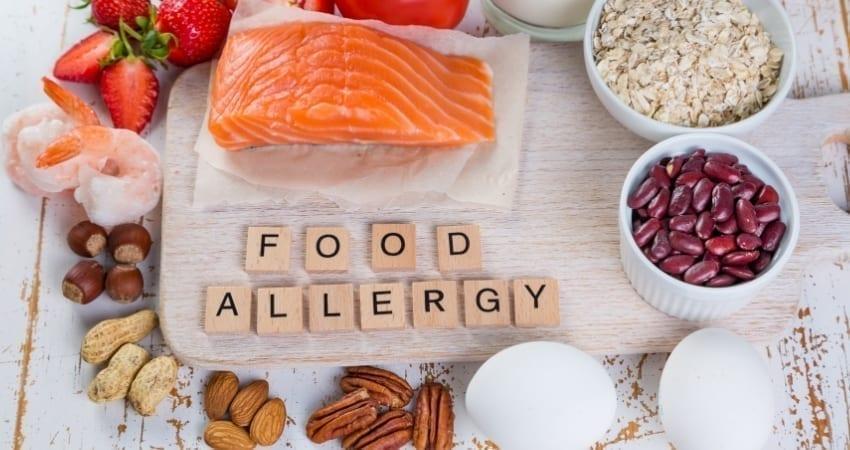 Alergija maistui