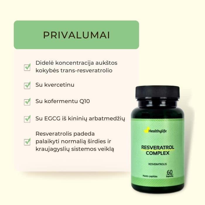 Resveratrolis III
