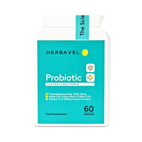 Probiotikai su prebiotikais